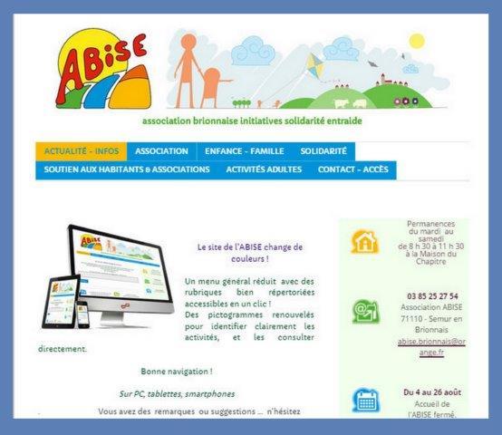 ABISE web page